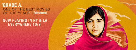 'He Named Me Malala' celebrates the girl behind the iconic name