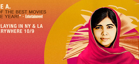 'He Named Me Malala' celebrates the girl behind the iconic name