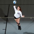 Shelby King led NYU with 18 kills on Saturday, day One of UAA Round Robin.