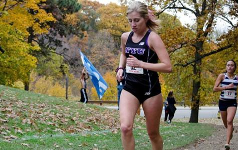 Cross country captain heads to Nationals