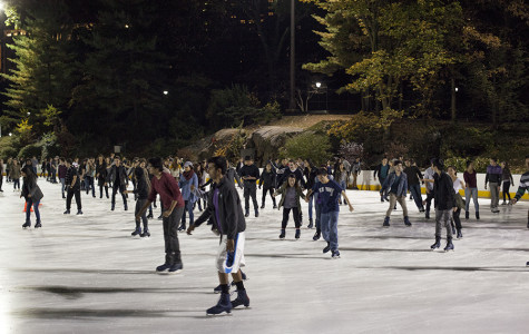 NYU ice-skating event creates Flurry of fun