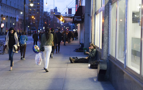 De Blasio creates plan for housing to combat homelessness