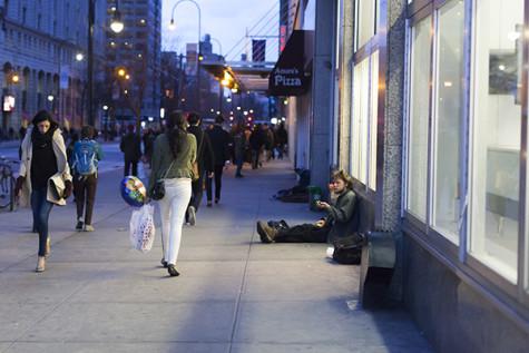 De Blasio creates plan for housing to combat homelessness
