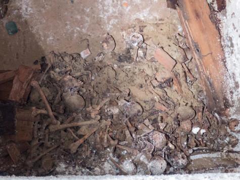 More coffins found in Washington Square construction site