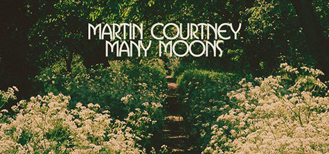 Martin Courtney goes solo with 'Many Moons'
