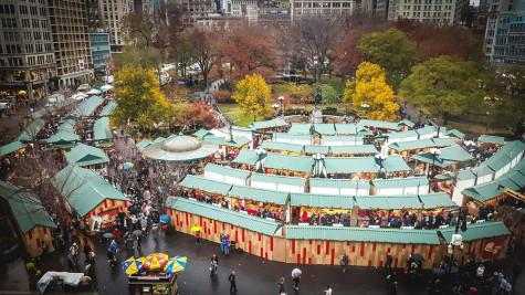 Five food highlights at the Union Square Holiday Market
