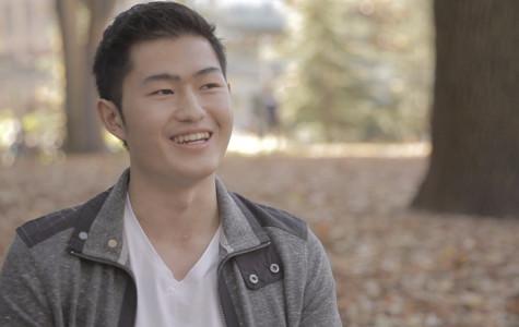 Changing majors: Conan Sang