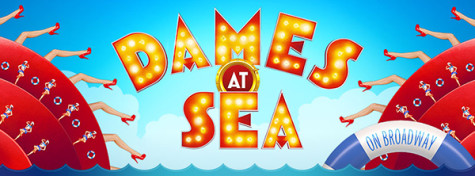 'Dames at Sea' revival is dazzling