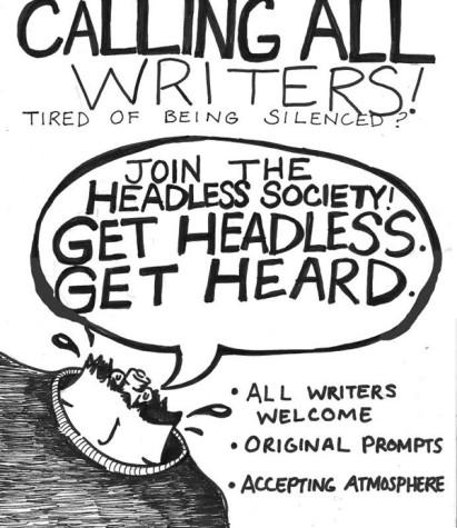 Headless Society talks poetry