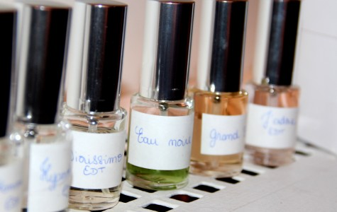 Winter scents for a seasonal fragrance