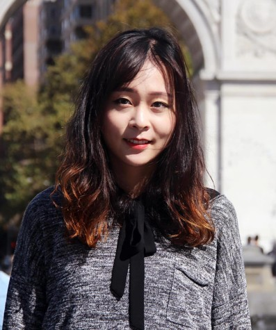 Changing majors: Violet Zhu