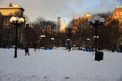 Winter Storm Jonas Snows in Athletics