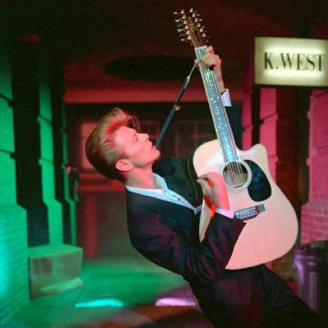 Ziggy Stardust Joins the Stars