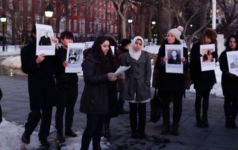 International Holocaust Remembrance Day Honored At NYU