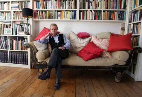 "Martin Amis Kicks Off 2016 ""New Salon: Writers in Conversation"" Series"