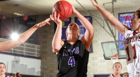 Momentum Plays Key Role for Basketball as Women Sweep and Men Split