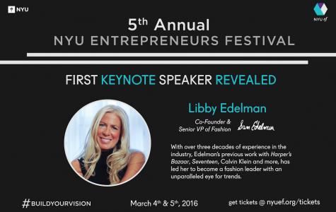 Libby Edelman Announced as First Entrepreneurs Festival Keynote Speaker