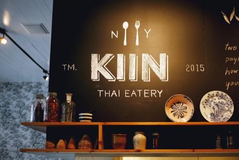 Three Thai Restaurants Near Campus With an Authentic Menu