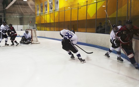 Off the Ice: The Little Club Hockey Team That Could