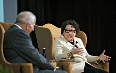 Supreme Court Justice Sotomayor Returns to NYU