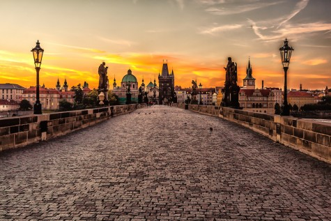 Prague: Why Leaving New York Was the Best Thing I've Done for My Mental Health