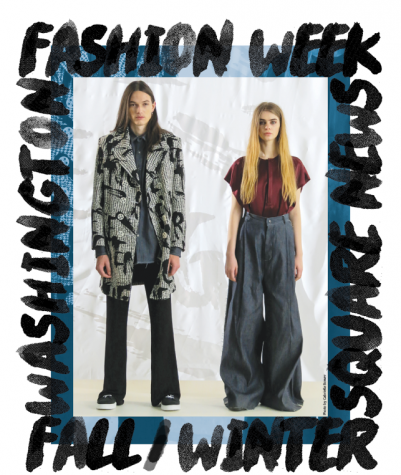 The Fashion Week Issue