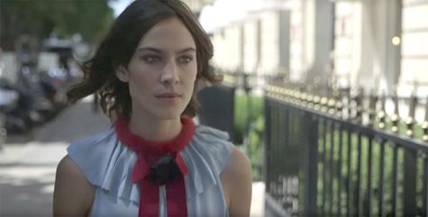 Through the Fashion World with Alexa Chung