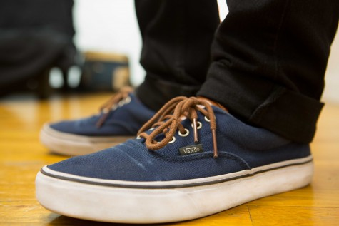 MensWEAR what? Week Two: Sneakers