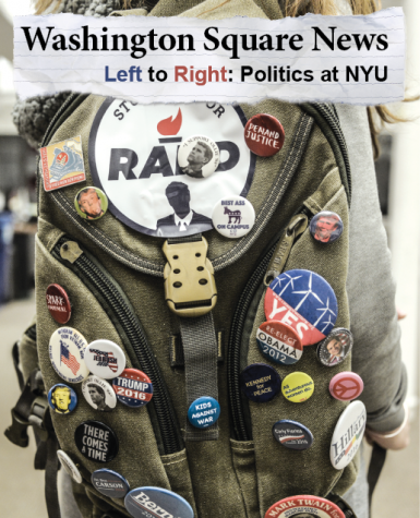 Left to Right: Politics at NYU