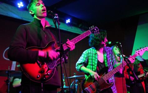 NYU Student Band Rocks Lower East Side Club