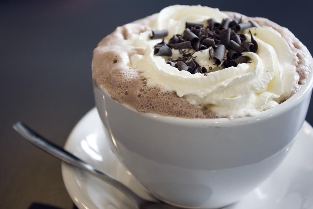 Keep warm this weekend with NYC's Hot Chocolate Festival.