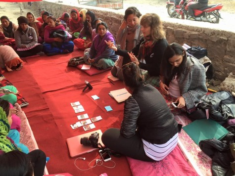 NYU Students' Social Impact Project Empowers Women in Nepal