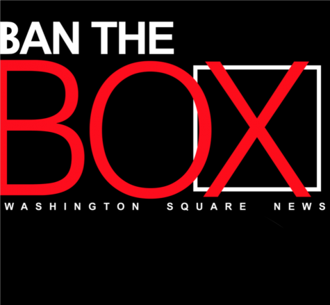 Ban the Box: The Fight at NYU