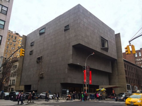 The Met Breuer Opens With Unfinished Art and Concepts