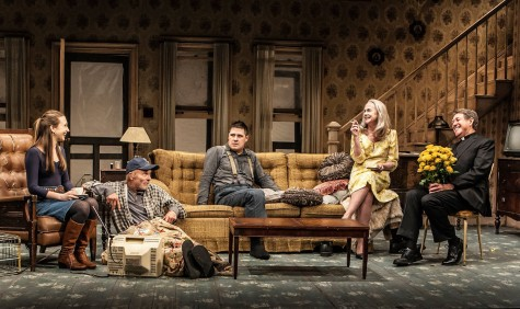1978 Play Disrupts Nuclear Family
