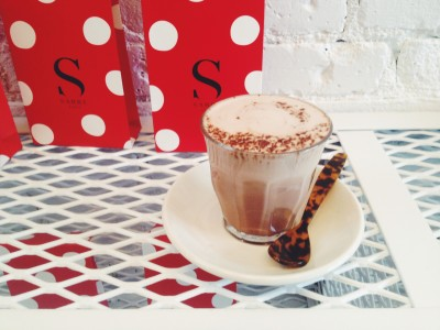 From Spring Break to Coffee Break