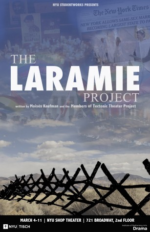 "Tisch Students Bring ""The Laramie Project"" Into 2016"