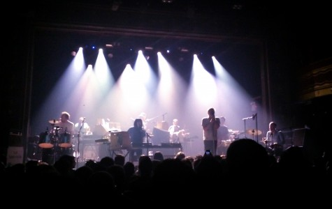 LCD Soundsystem Returns to Webster Hall After Five Years