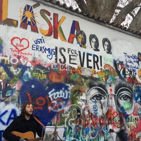 Prague: American Guilt in Speaking English