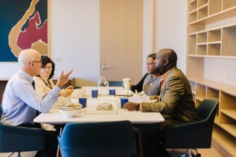 New University Task Force Furthers NYU Diversity Efforts