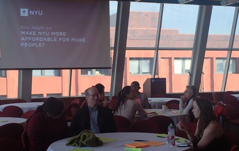 Most Recent Affordability Brainstorm Draws More Students