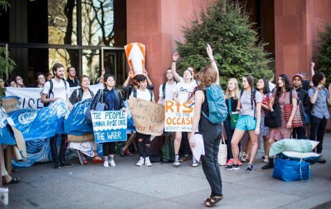 Divest Occupation Ends Amidst Threat of Suspension
