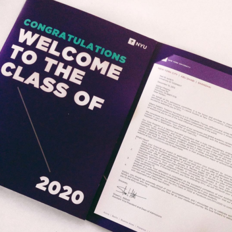 Seeing 2020: Incoming Freshman Class Has Visions of a More Affordable NYU