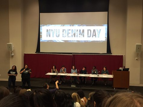 Denim Brings Attention to Sexual Assault on Campuses
