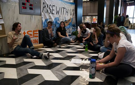 NYU Divest Elevator Occupation to Continue Past Bobst Closure
