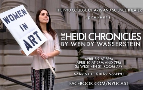"""""""The Heidi Chronicles"""" Gears Up For Weekend Showcase Amid Buzz"""