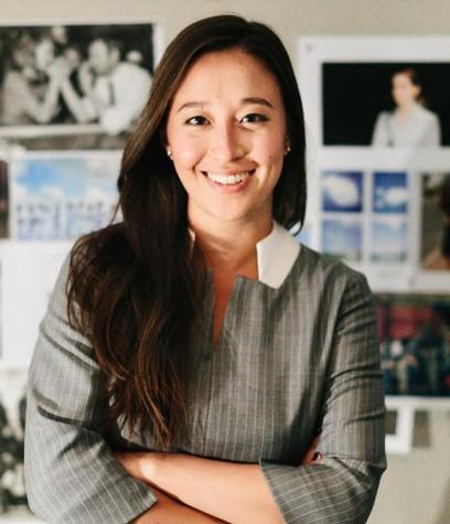 Olivia Fay Rallies for Socially Responsible Fashion