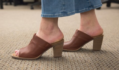 '70s Shoes Make a Comeback