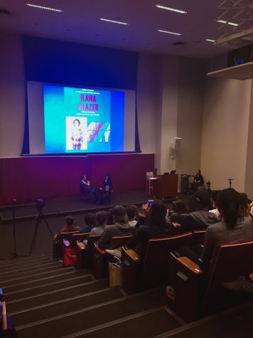 'Broad City' Star Ilana Glazer Talks About Her Success With Enthusiastic NYU Students
