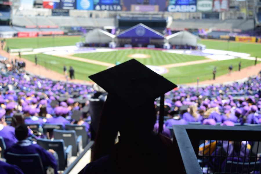 184th Commencement Sees Graduates Reflect on the Past, Look to the Future